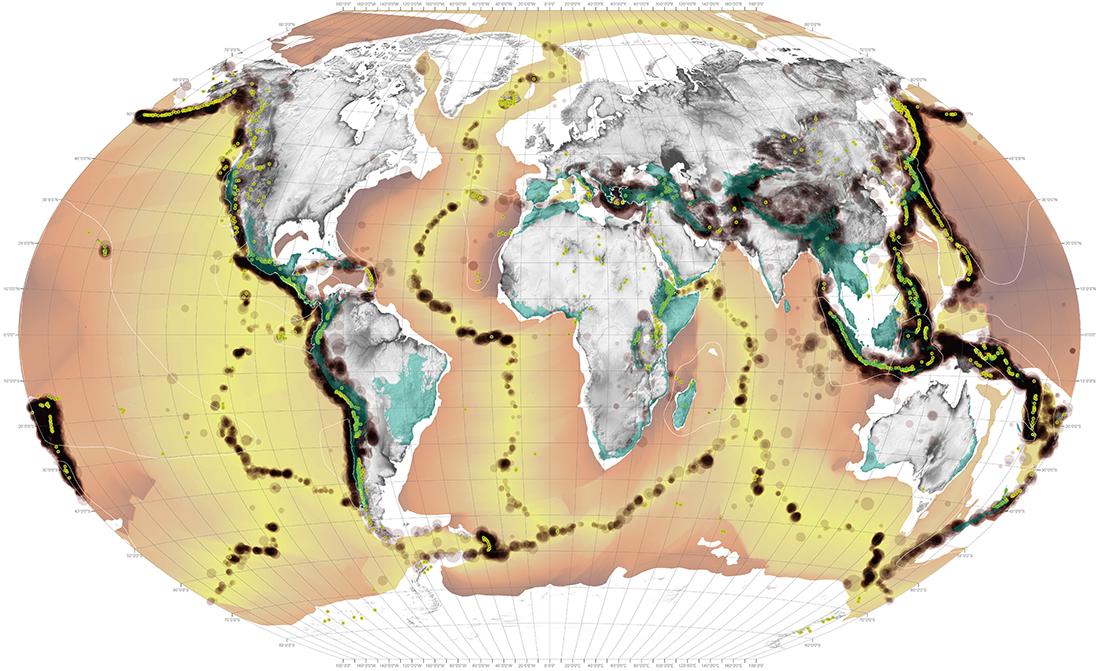 AFEW World Maps - The world maps